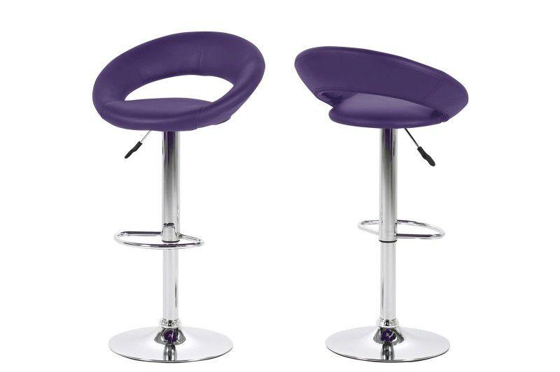 2 KOSA Barski stol Plump