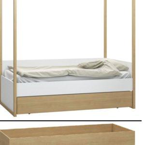 Predal pod posteljo 198 x 93 x 28,5 cm
