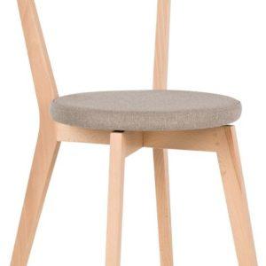 Jedilniški stol z vrtljivim sediščem Closer