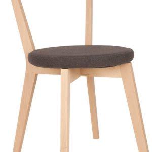 Prevleka za stol temno rjava