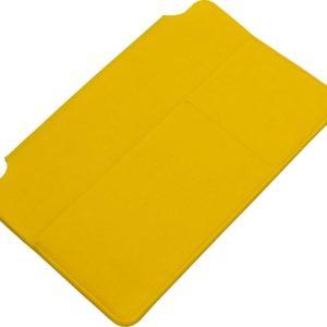 majhen organizator 56 x 1,5 x 35 cm – rumene barve