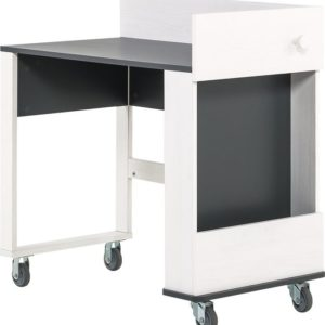 pisalna miza na koleščkih 94,5 x 52 x 89,5 cm