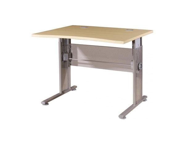 Pisarniška miza Profi 2 100x70-80x80cm