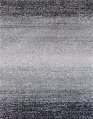 Preproga ASPECT črno-bele gradient barve