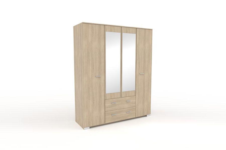 Članek izkoristite prostor z našimi modernimi garderobnimi omarami naslovna