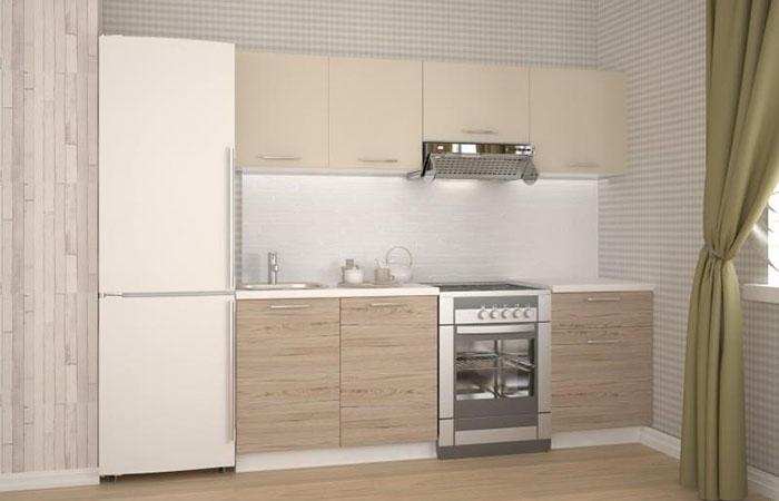 Blok kuhinja Katia 220 cm