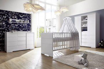 Popolna sobica za vašega dojenčka