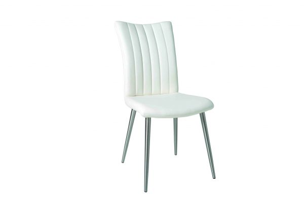 Jedilniški stol Thalia, dve barvi