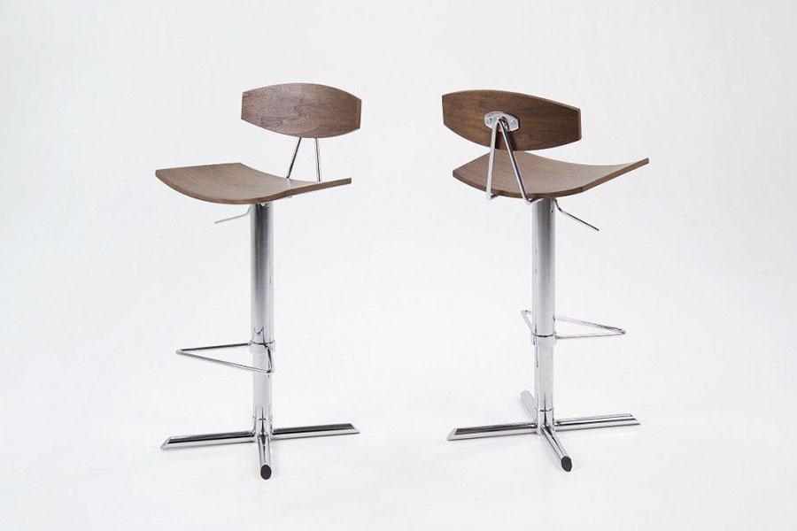 Izberite popoln barski stol za vašo jedilnico