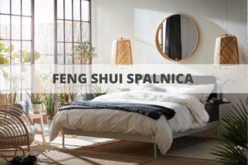 FENG SHUI SPALNICA – Kako postaviti pohištvo?